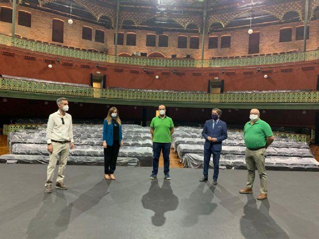 El Teatro Circo se prepara para acoger mañana el Festival 20:01, que se retransmitirá por streaming - 3, Foto 3