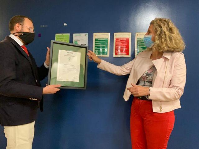 Cinco edificios municipales son certificados por el uso eficiente de la gestión energética - 1, Foto 1