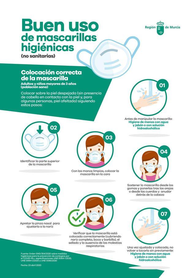Salud insiste en la importancia de la autoprotecci�n para evitar contagios, Foto 2