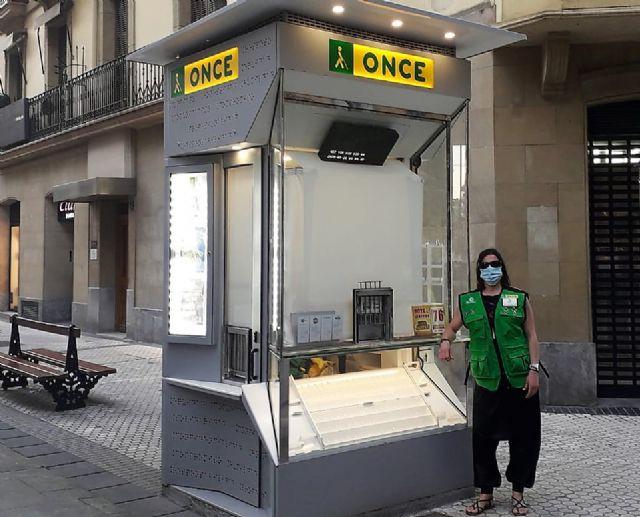 La ONCE arranca el 15 de junio sus sorteos del cupón, con sus vendedores y vendedoras a pie de calle - 1, Foto 1