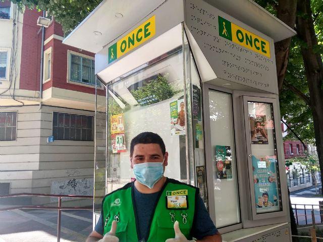 La ONCE arranca el 15 de junio sus sorteos del cupón, con sus vendedores y vendedoras a pie de calle - 2, Foto 2