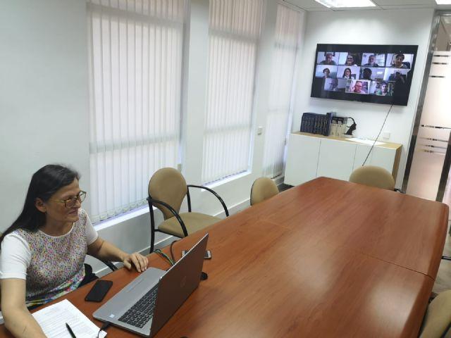 Molina de Segura inicia la contratación de las obras de ordenación de calles del nuevo Recinto Ferial Municipal - 1, Foto 1