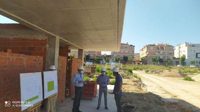 Los vecinos de San José de la Vega estrenarán para agosto nuevo campo de fútbol de césped artificial - 1, Foto 1