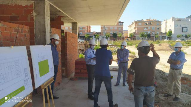 Los vecinos de San José de la Vega estrenarán para agosto nuevo campo de fútbol de césped artificial - 2, Foto 2