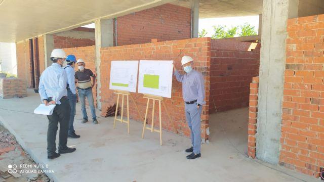 Los vecinos de San José de la Vega estrenarán para agosto nuevo campo de fútbol de césped artificial - 3, Foto 3