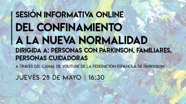 La Federación Española de Párkinson aportará recomendaciones para una adecuada adaptación de las personas afectadas a la nueva normalidad - 1, Foto 1