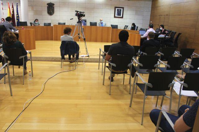 El Pleno aprueba la modificación presupuestaria de crédito extraordinario para habilitar la línea de ayudas a las empresas y colectivos económicos para combatir la crisis del COVID-19, Foto 2