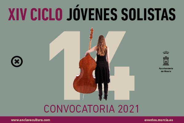 Cultura abre una nueva convocatoria para la XIV edición del Ciclo de Jóvenes Solistas - 1, Foto 1
