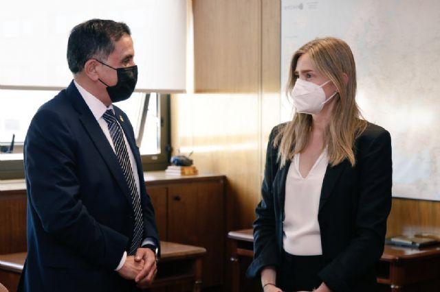 El alcalde se reúne con la secretaria de Estado de Energía para impulsar un nuevo plan de transporte centrado en pedanías - 3, Foto 3