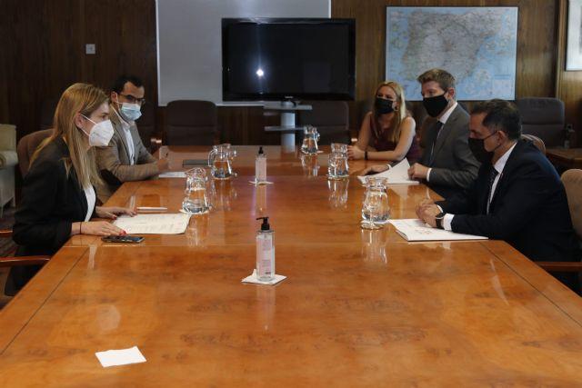El alcalde se reúne con la secretaria de Estado de Energía para impulsar un nuevo plan de transporte centrado en pedanías - 4, Foto 4