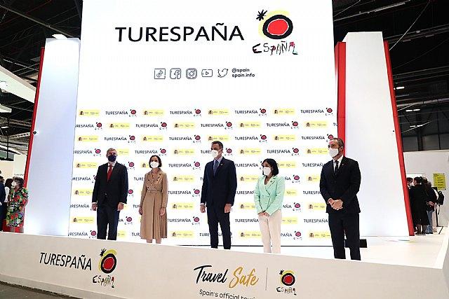 El presidente presenta en FITUR el Certificado Digital Covid aprobado por la UE con el objetivo de reactivar el turismo y la economía en Europa - 3, Foto 3
