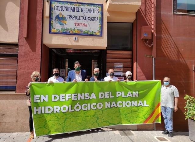 [VOX reitera la petición de dimisión de la ministra Ribera en Totana