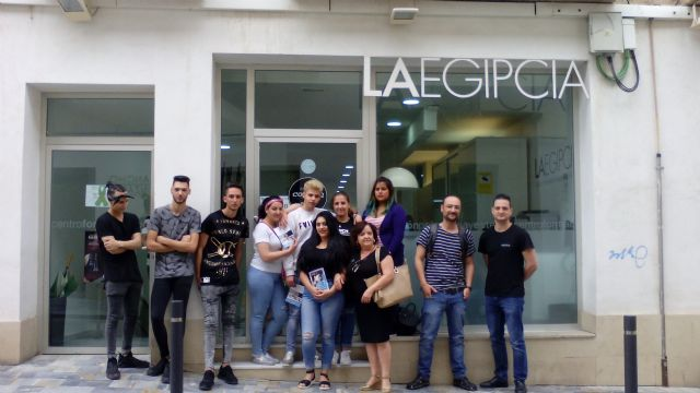 "Young people of the Project ""Labor 2.0: Youth Guarantee"" have visited real training environments"