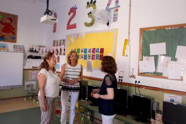 Educación instala 280 ventiladores en colegios públicos del municipio - 1, Foto 1