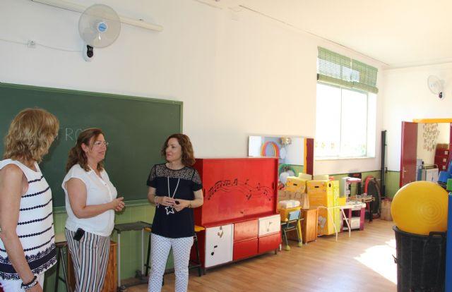 Educación instala 280 ventiladores en colegios públicos del municipio - 2, Foto 2
