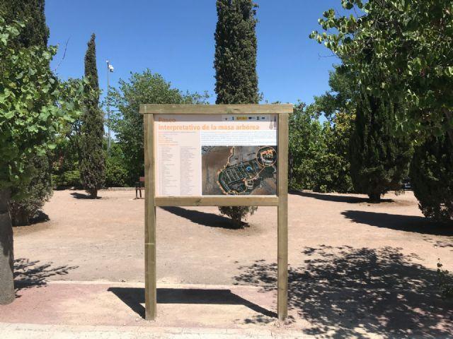 Se crea un itinerario interpretativo en el paraje de La Rafa - 1, Foto 1
