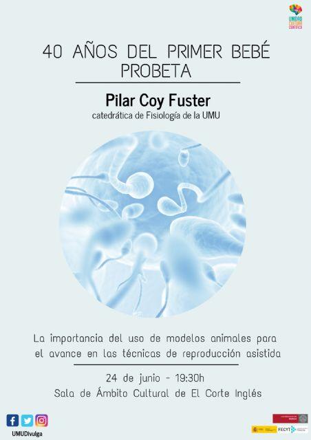 Balance y retos de la reproducción asistida en la Universidad de Murcia - 1, Foto 1
