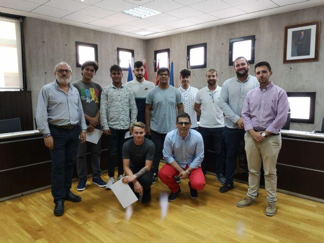 Alumnos de Formación Profesional de Electricidad e Informática completan su formación en el Ayuntamiento - 1, Foto 1