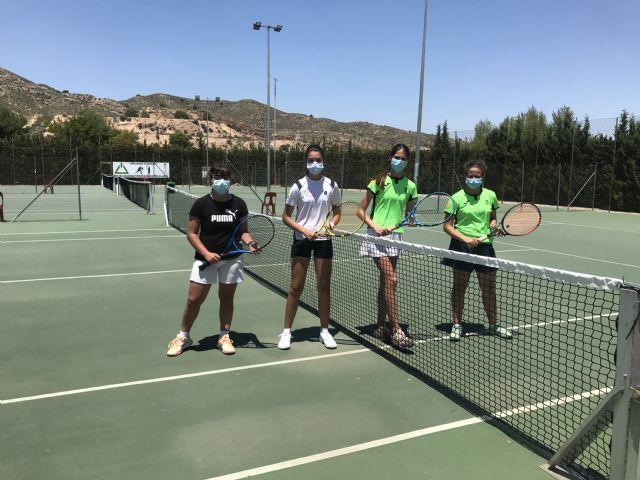 [Club de Tenis Totana. Campeonato regional por equipos