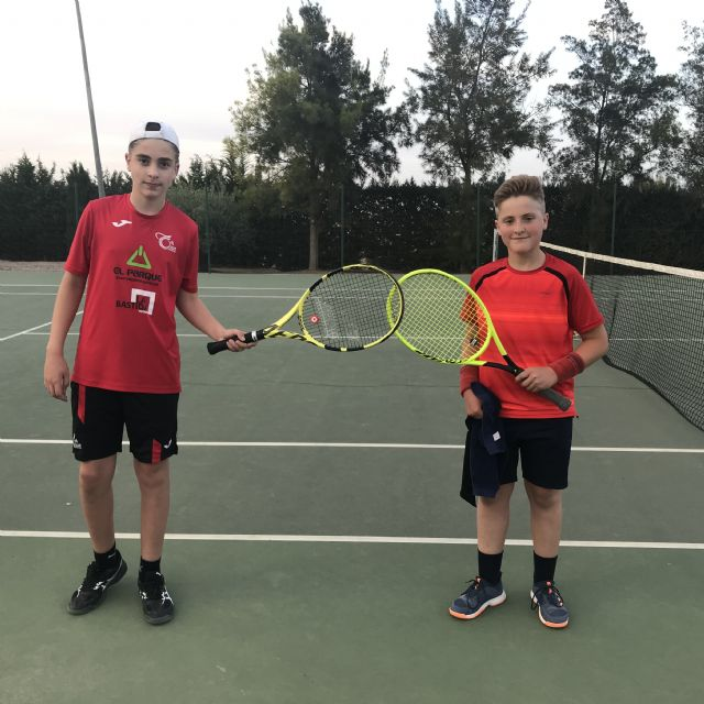 Club de Tenis Totana. Campeonato regional por equipos - 2, Foto 2