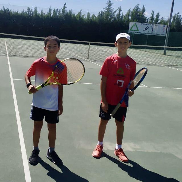 Club de Tenis Totana. Campeonato regional por equipos - 5, Foto 5