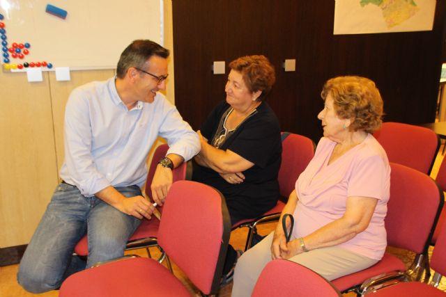Diego Conesa visitará Cartagena, Murcia y Lorca la próxima semana para explicar las líneas de su programa, Foto 2