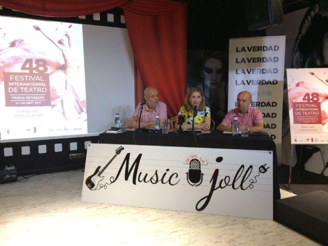 El 48 Festival Internacional de Teatro de Molina de Segura se celebra del 11 al 30 de septiembre, con más de 50 actividades - 2, Foto 2