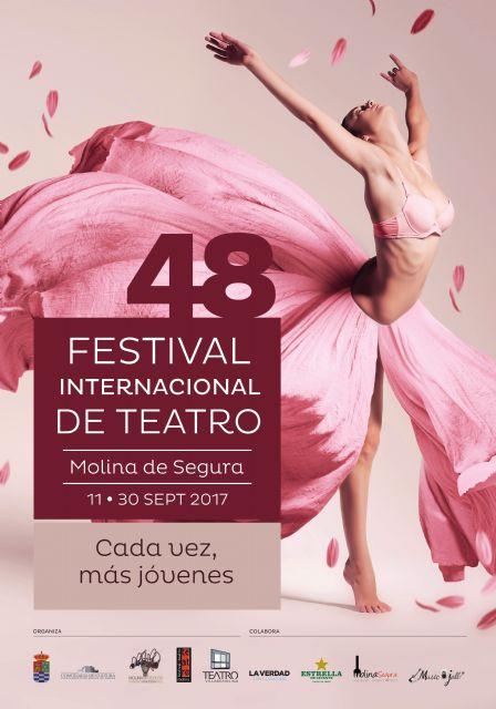 El 48 Festival Internacional de Teatro de Molina de Segura se celebra del 11 al 30 de septiembre, con más de 50 actividades - 3, Foto 3