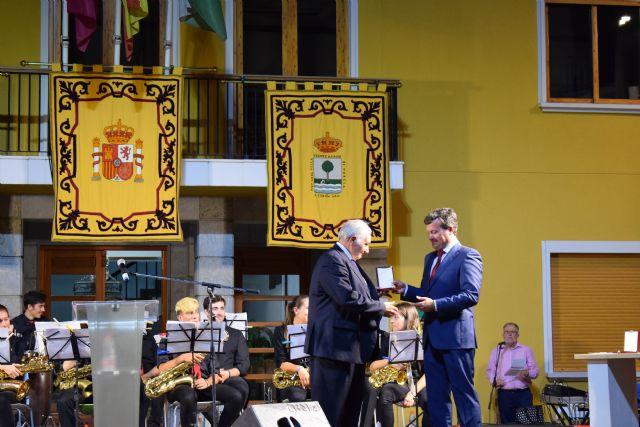 COEC Fuente Álamo recibe la Medalla de Plata de la Villa por su XXV aniversario - 1, Foto 1