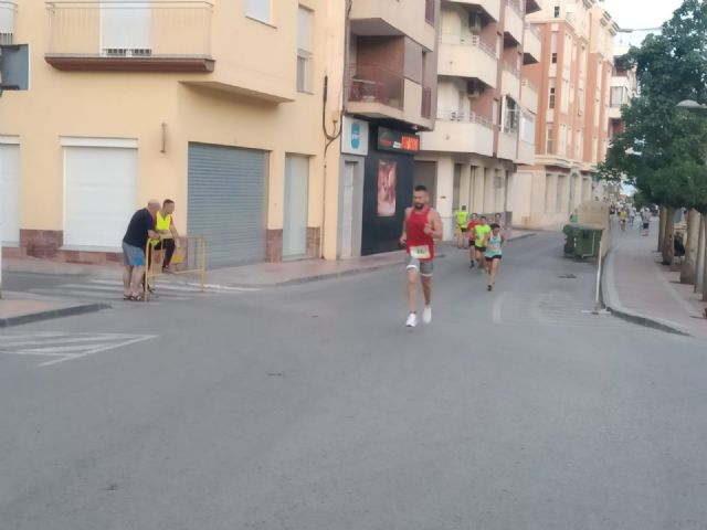 Athletes of the Totana Athletics Club participated in the Fiesta Race of Santiago and in the 10 km of Jumilla, Foto 3