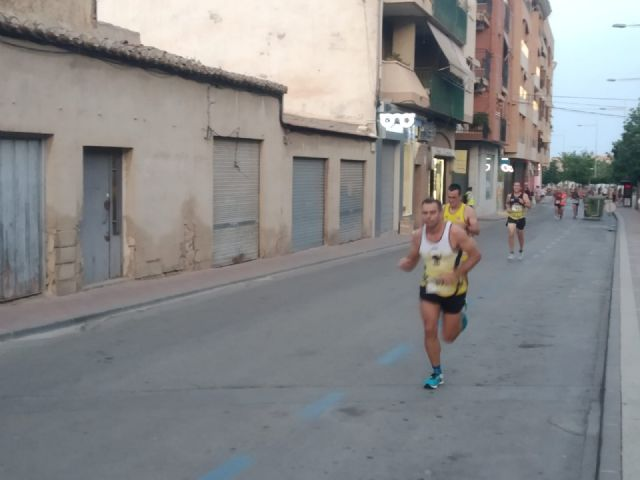 Athletes of the Totana Athletics Club participated in the Fiesta Race of Santiago and in the 10 km of Jumilla, Foto 4