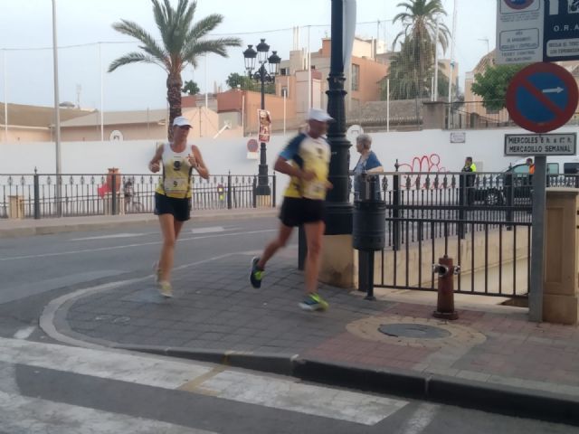 Athletes of the Totana Athletics Club participated in the Fiesta Race of Santiago and in the 10 km of Jumilla, Foto 5