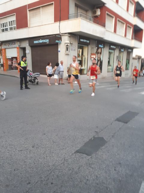 Athletes of the Totana Athletics Club participated in the Fiesta Race of Santiago and in the 10 km of Jumilla, Foto 7