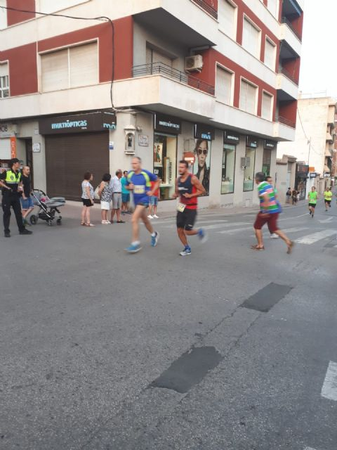 Athletes of the Totana Athletics Club participated in the Fiesta Race of Santiago and in the 10 km of Jumilla, Foto 9