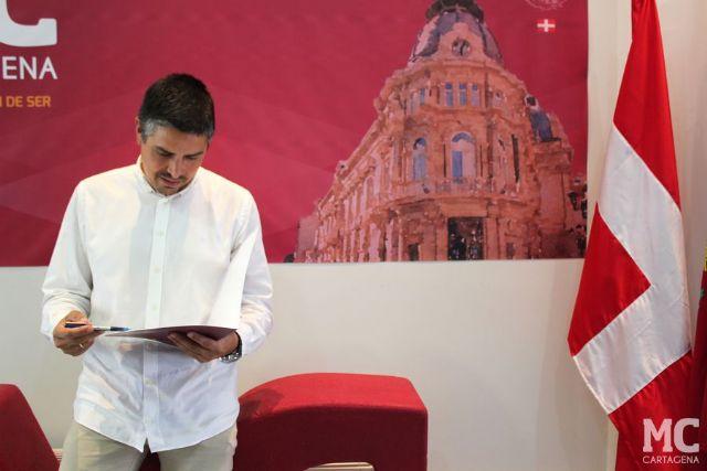 MC teme que Padín ceda ante Arroyo y el 'Gobierno de la trinca' castigue a la ´Costa de Cartagena´ y oculte su marca - 1, Foto 1