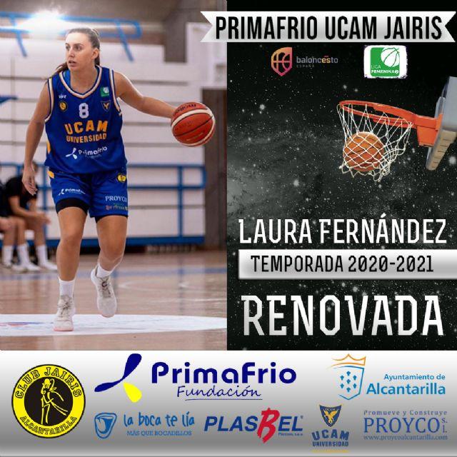 CB Jairis de Alcantarilla anuncia sus primeras renovaciones - 1, Foto 1