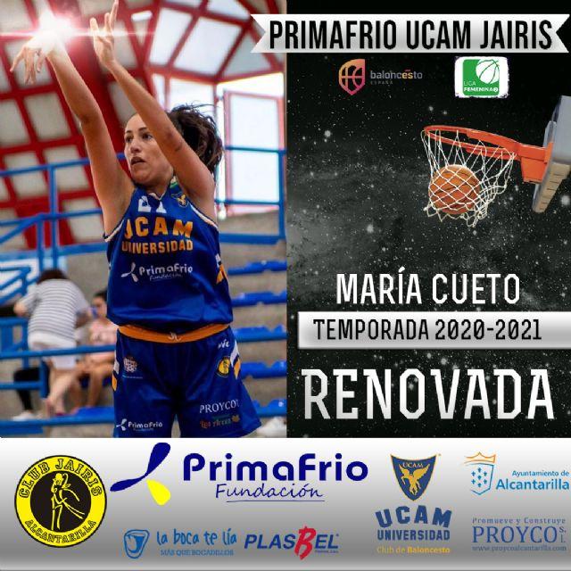 CB Jairis de Alcantarilla anuncia sus primeras renovaciones - 4, Foto 4