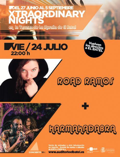La energía de Karmacadabra y la mordacidad de Road Ramos crearán otra gran noche en El Batel - 4, Foto 4