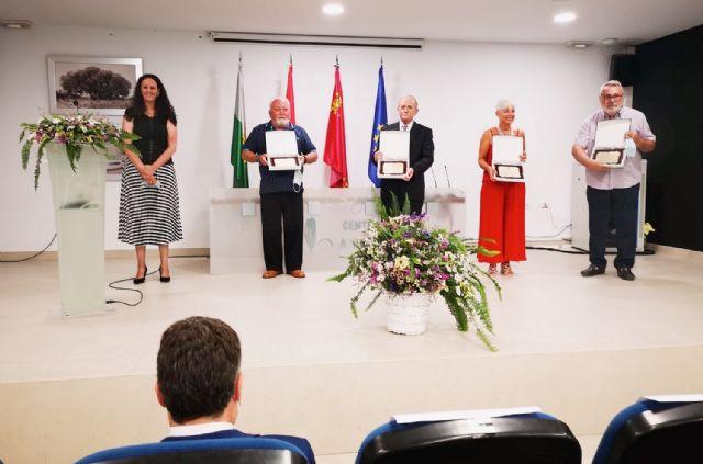 Fuente Álamo conmemora el 'Día de la Villa' rindiendo homenaje al personal jubilado, cuerpos y fuerzas de seguridad del estado y sanitarios - 1, Foto 1