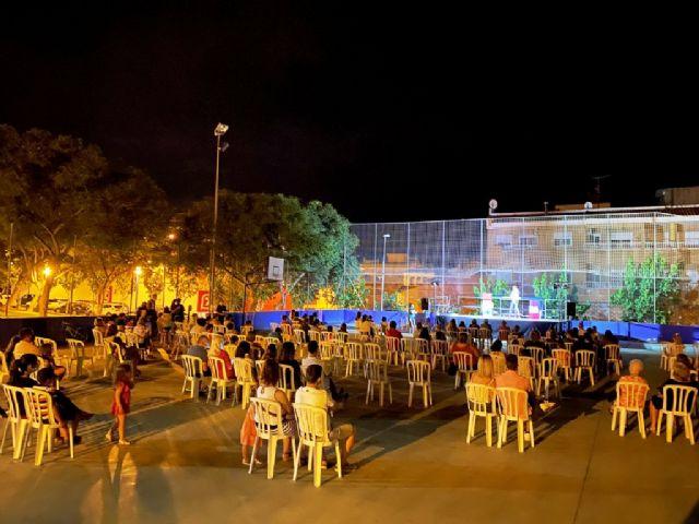 Veranos de barrio vive una semana inolvidable en el barrio de San Isidro con una programación especial - 4, Foto 4