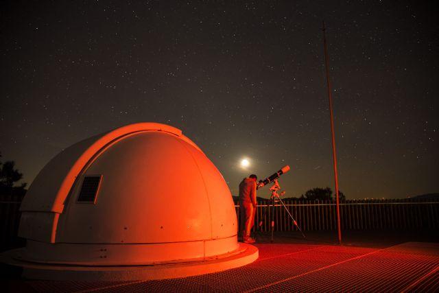 Ayuntamiento y Agrupación Astronómica de la Región de Murcia renuevan el convenio para la realización de actividades en el Observatorio del Cabezo de la Jara - 1, Foto 1