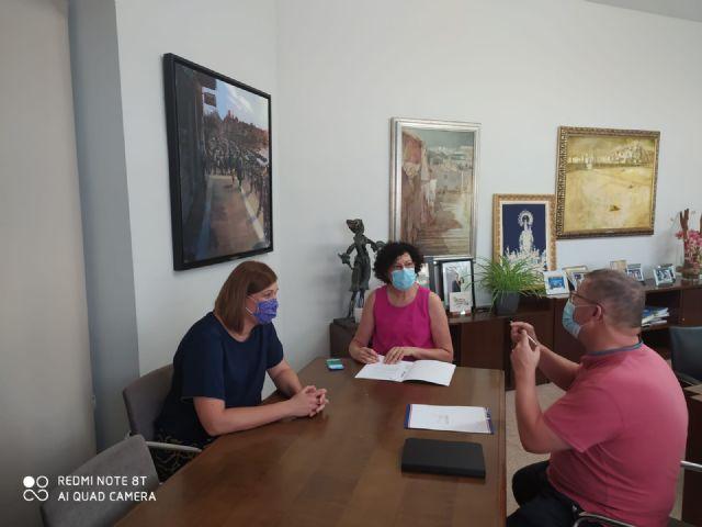 Ayuntamiento y Agrupación Astronómica de la Región de Murcia renuevan el convenio para la realización de actividades en el Observatorio del Cabezo de la Jara - 2, Foto 2