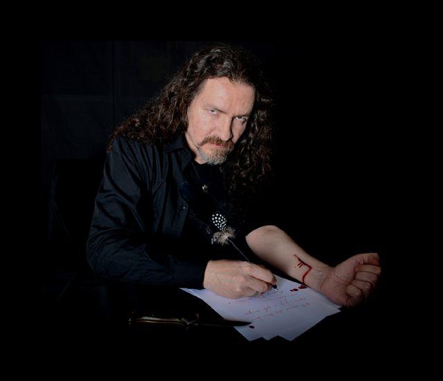 El escritor y cineasta Antonio Dyaz lanza un nuevo sello editorial durante el confinamiento: Harkonnen Books - 1, Foto 1