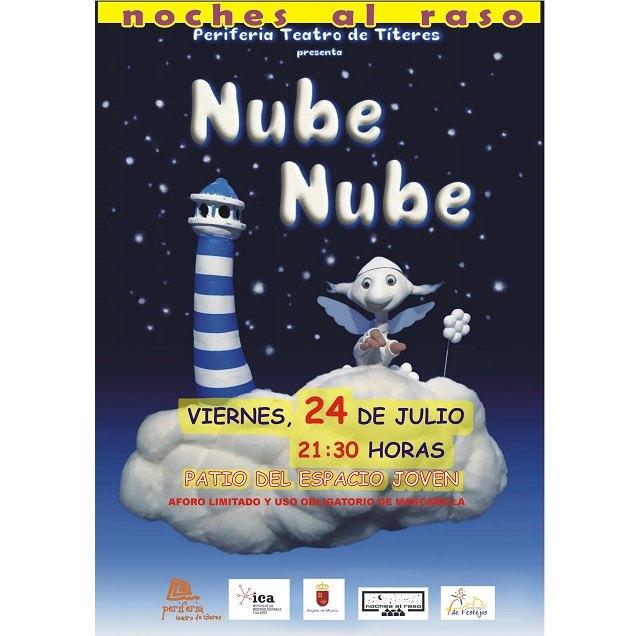 Periferia Teatro representará el espectáculo de títeres NUBES NUBES - 1, Foto 1