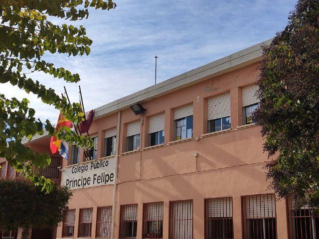 El Ayuntamiento inicia los trámites para poder ceder los terrenos del actual CEIP Príncipe Felipe al IES Infanta Elena - 1, Foto 1