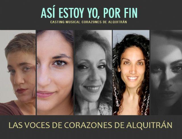 Casting musical de Corazones de alquitrán - 1, Foto 1