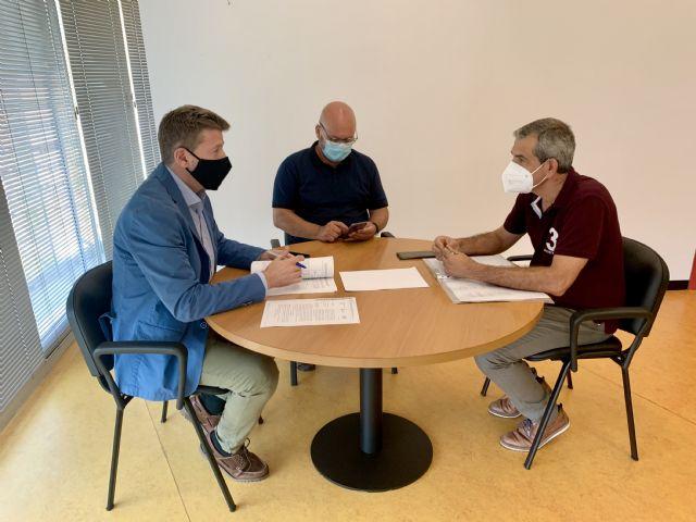 El Ayuntamiento refuerza su compromiso con el grupo de acción local Campoder - 1, Foto 1