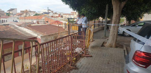 Fomento pone en marcha el proyecto de remodelación integral de la calle Rosario con la calle San Jerónimo de La Ñora e inmediaciones - 1, Foto 1