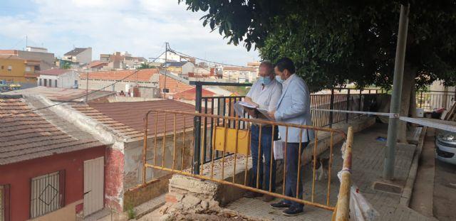 Fomento pone en marcha el proyecto de remodelación integral de la calle Rosario con la calle San Jerónimo de La Ñora e inmediaciones - 2, Foto 2