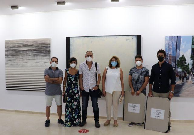 Más de 700 obras han optado este año al Concurso Internacional de Pintura de Fuente Álamo - 1, Foto 1